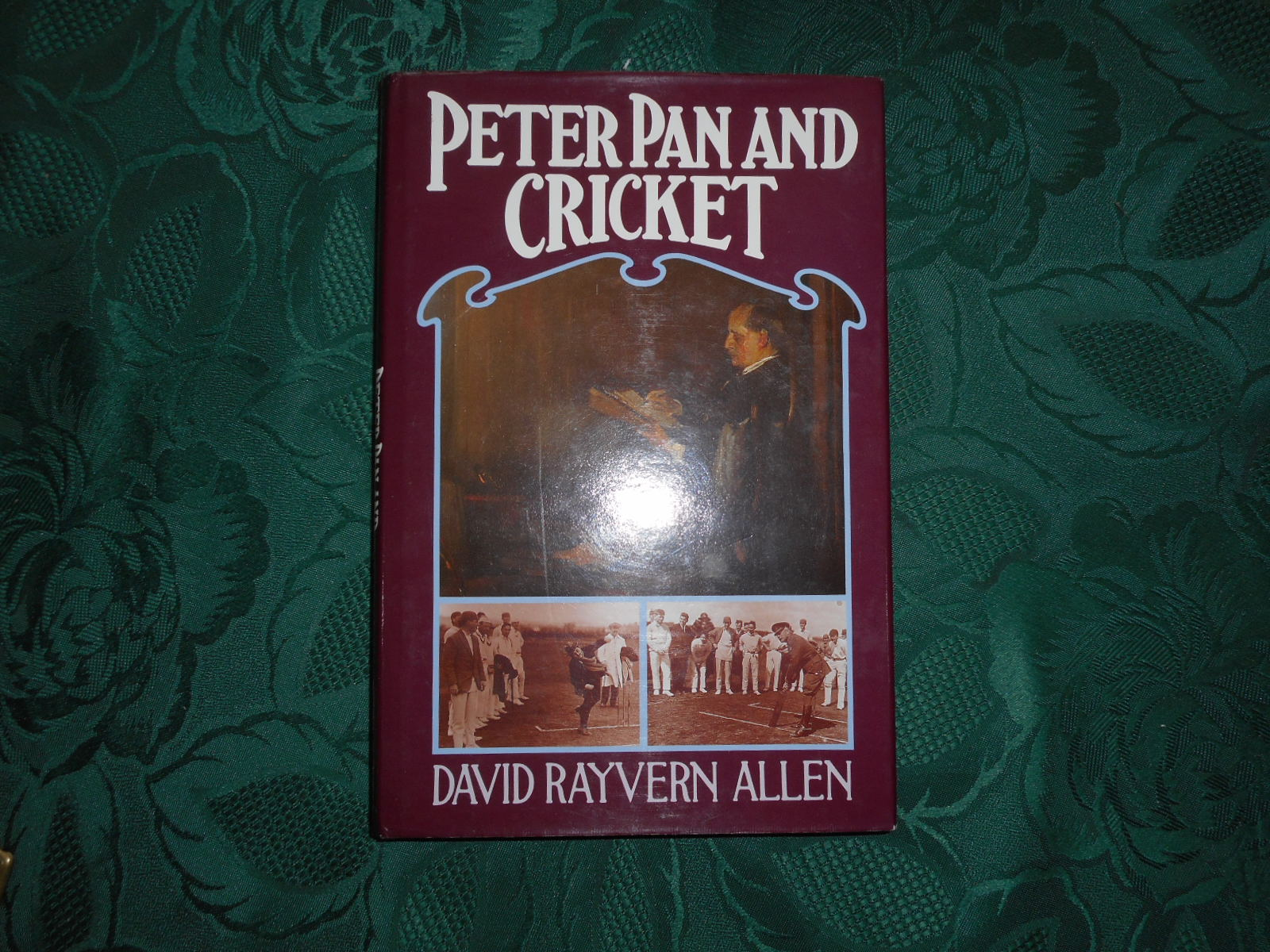 Image for Peter Pan and Cricket