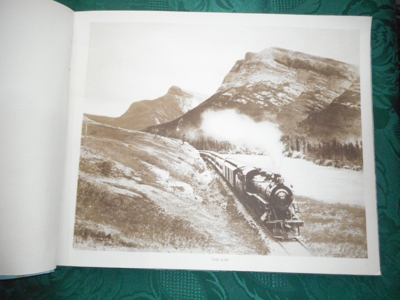 Image for Through the Canadian Rockies. A Series of Views Illustrating the Chief Points of Interest and the Glorious Mountain Scenery seen in a Journey through the Rocky and Selkirk Mountains.  Canadian Rockies. Canadian Pacific Railway.