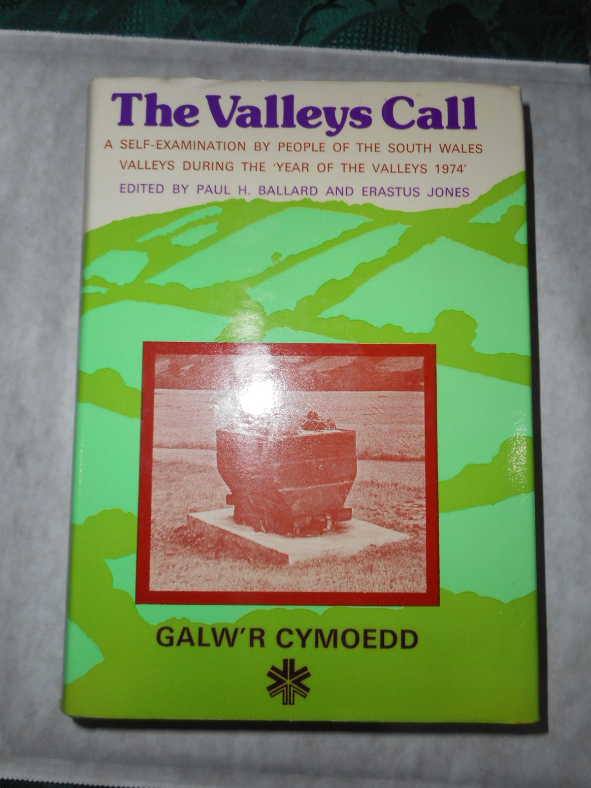 Image for The Valleys Call. A Self-Examination by People of the South Wales Valleys During the 'Year of the Valleys, 1974.'
