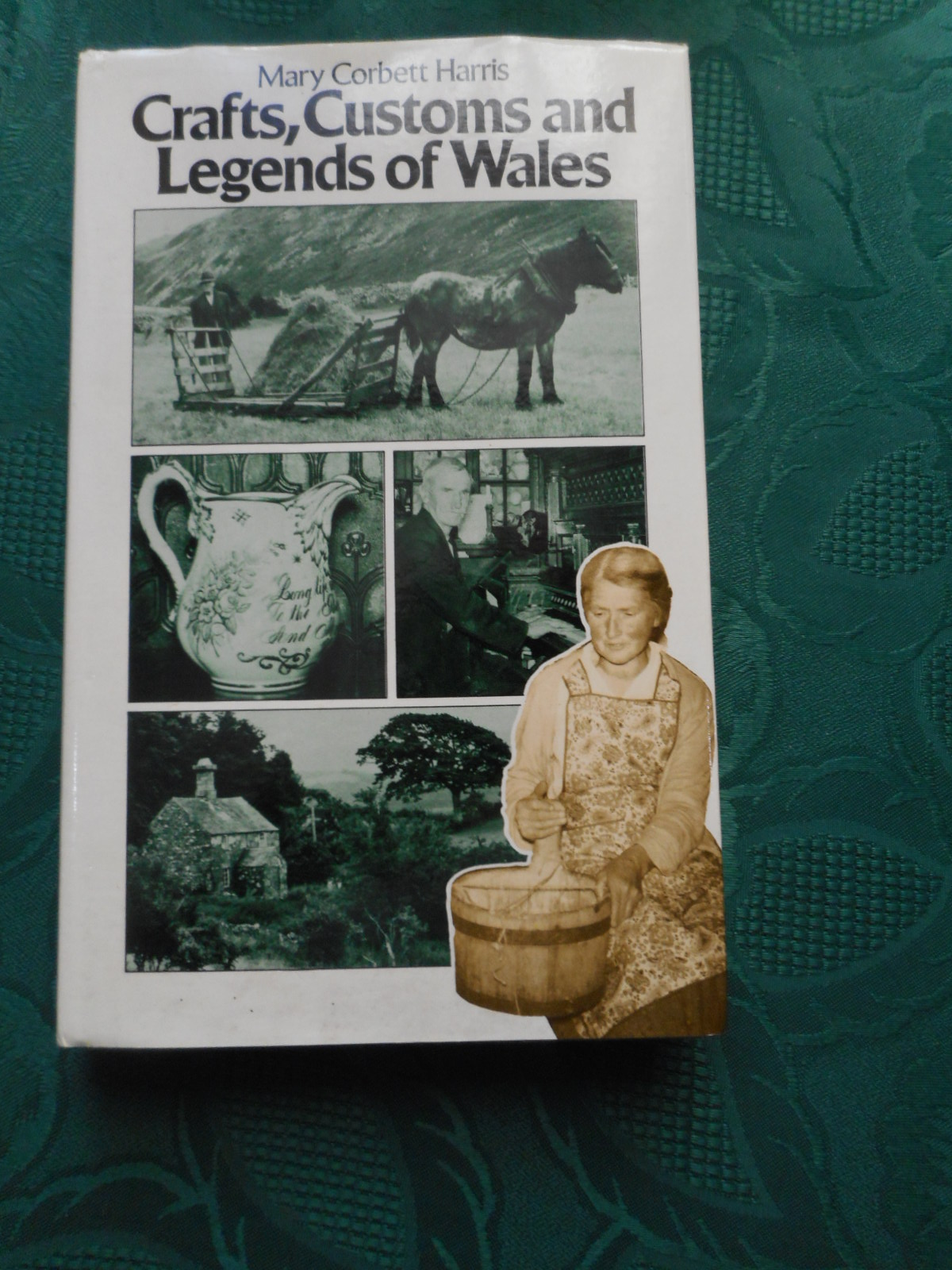 Image for Crafts, Customs and Legends of Wales