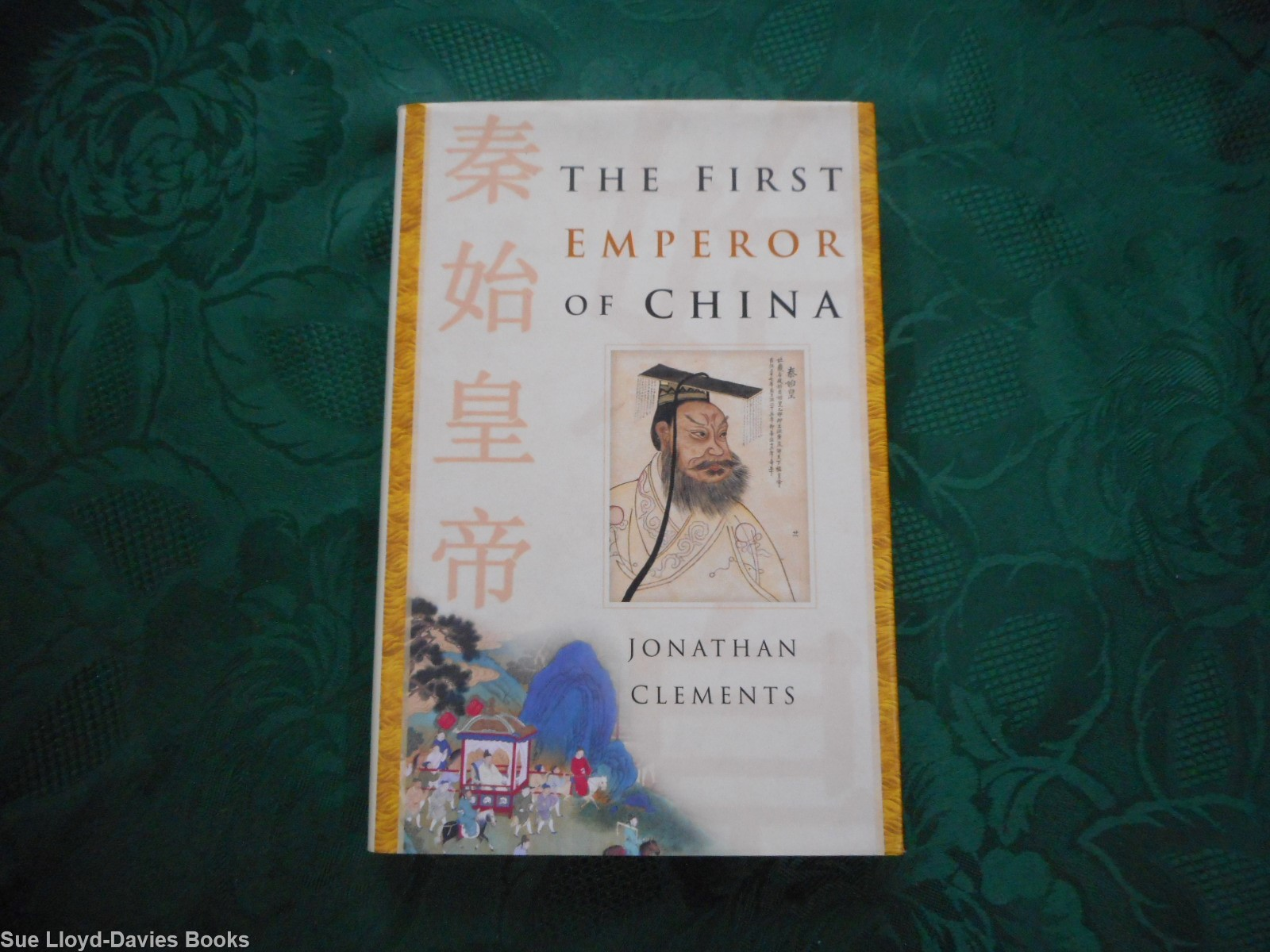 Image for The First Emperor of China