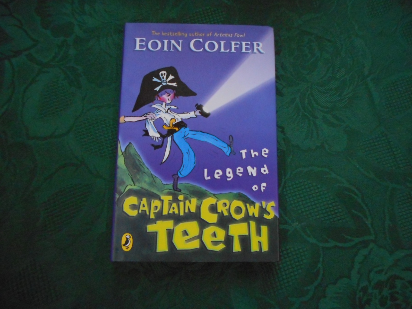 Image for The Legend of Captain Crow's Teeth (SIGNED Copy)