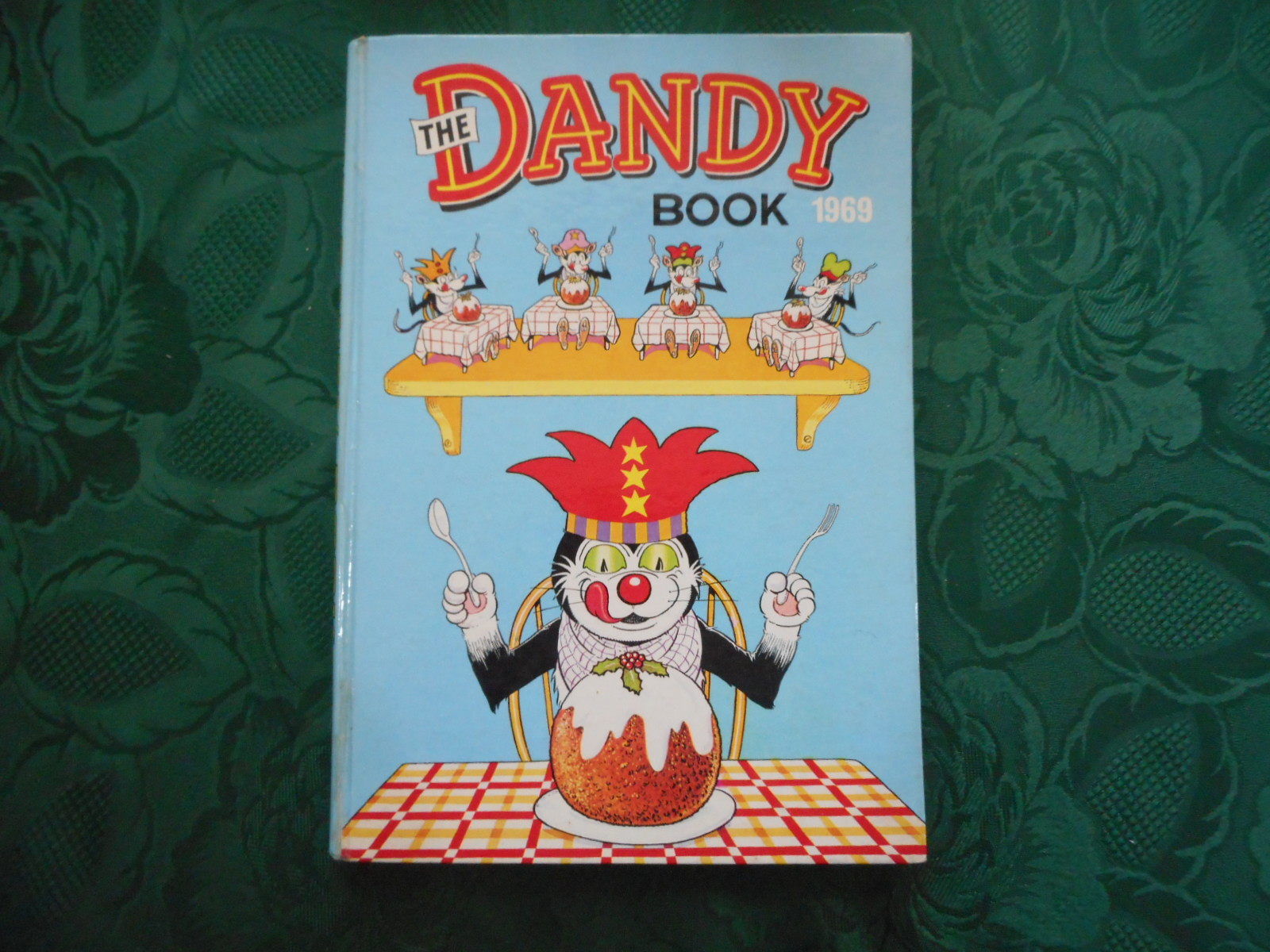 Image for The Dandy Book 1969