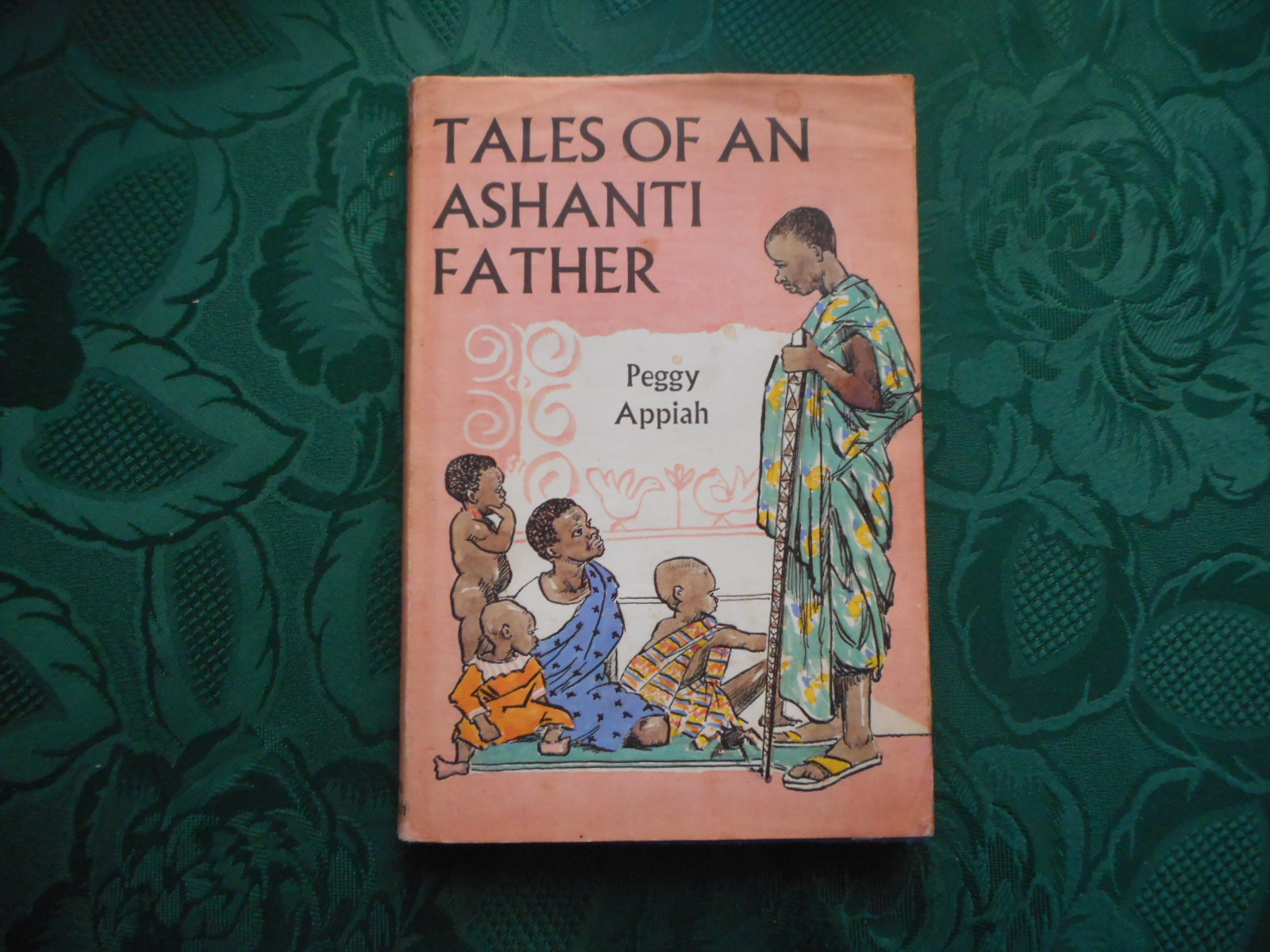 Image for Tales of an Ashanti Father