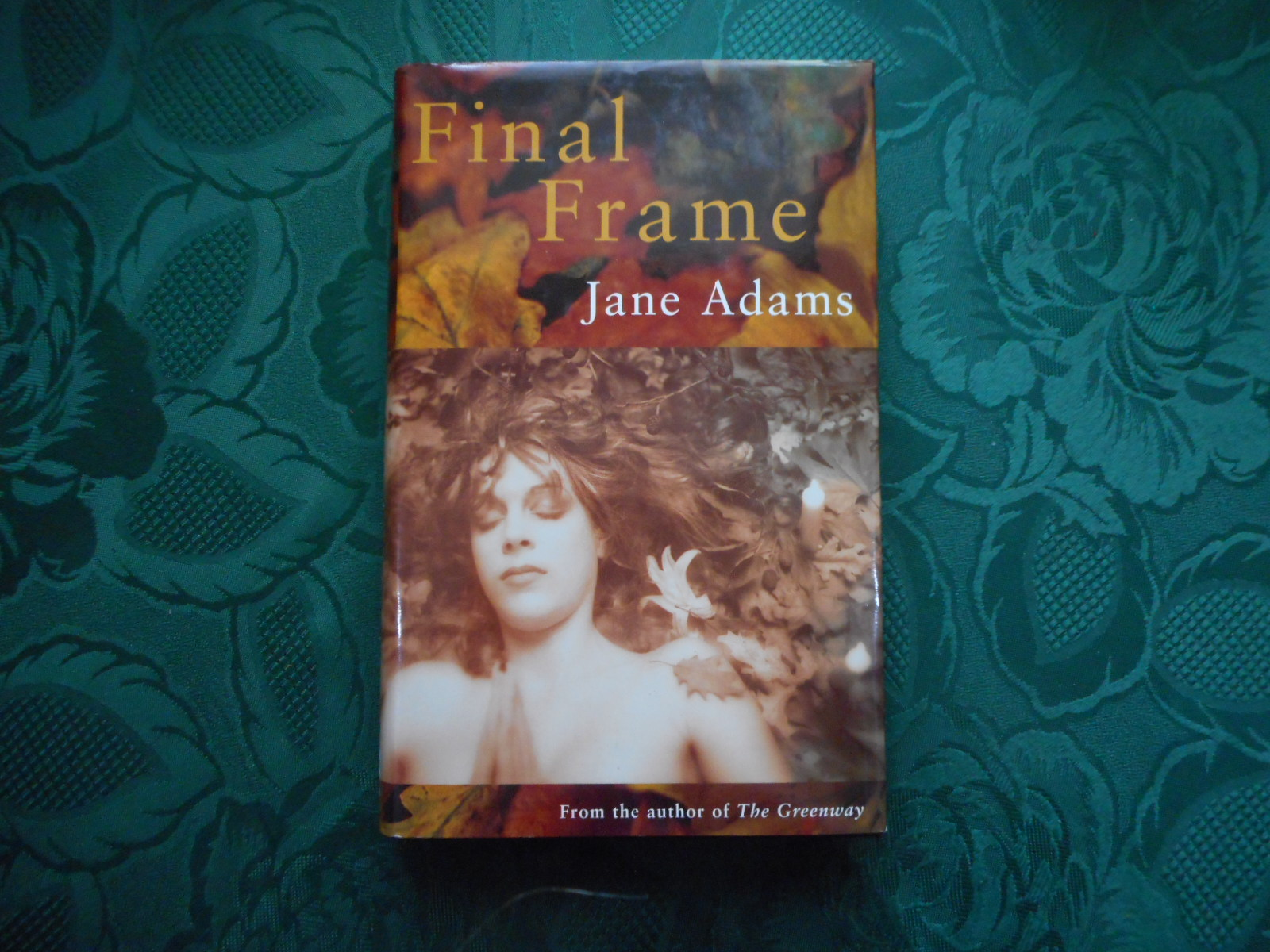 Image for Final Frame (SIGNED Copy)