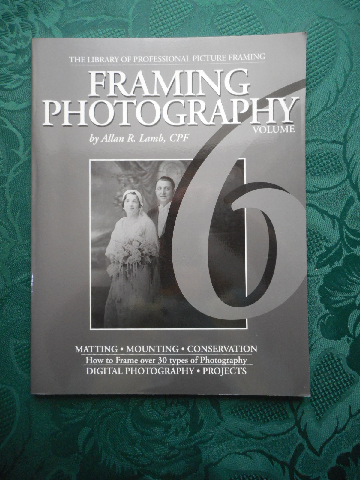 Framing Photography. Volume 6 (Library of Professional Picture Framing)