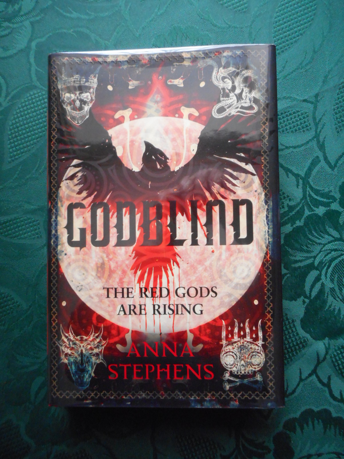 Image for Godblind (SIGNED LIMITED Edition)