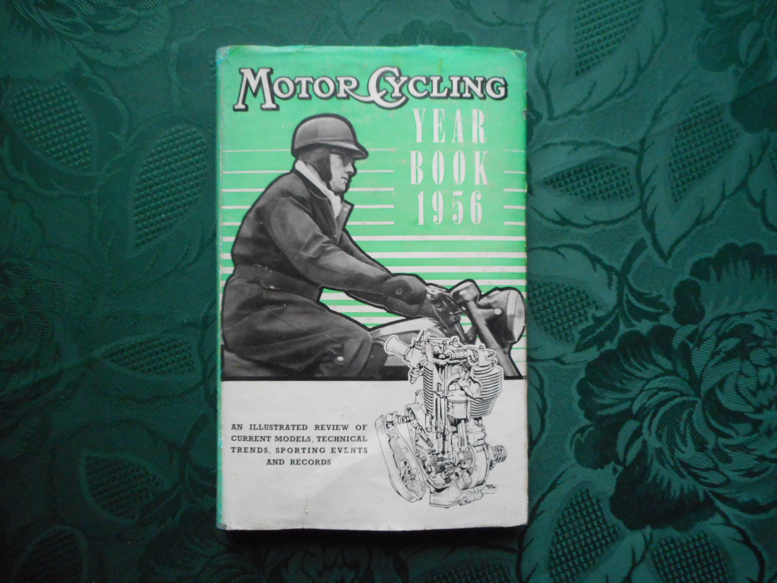 Image for Motor Cycling Year Book 1956