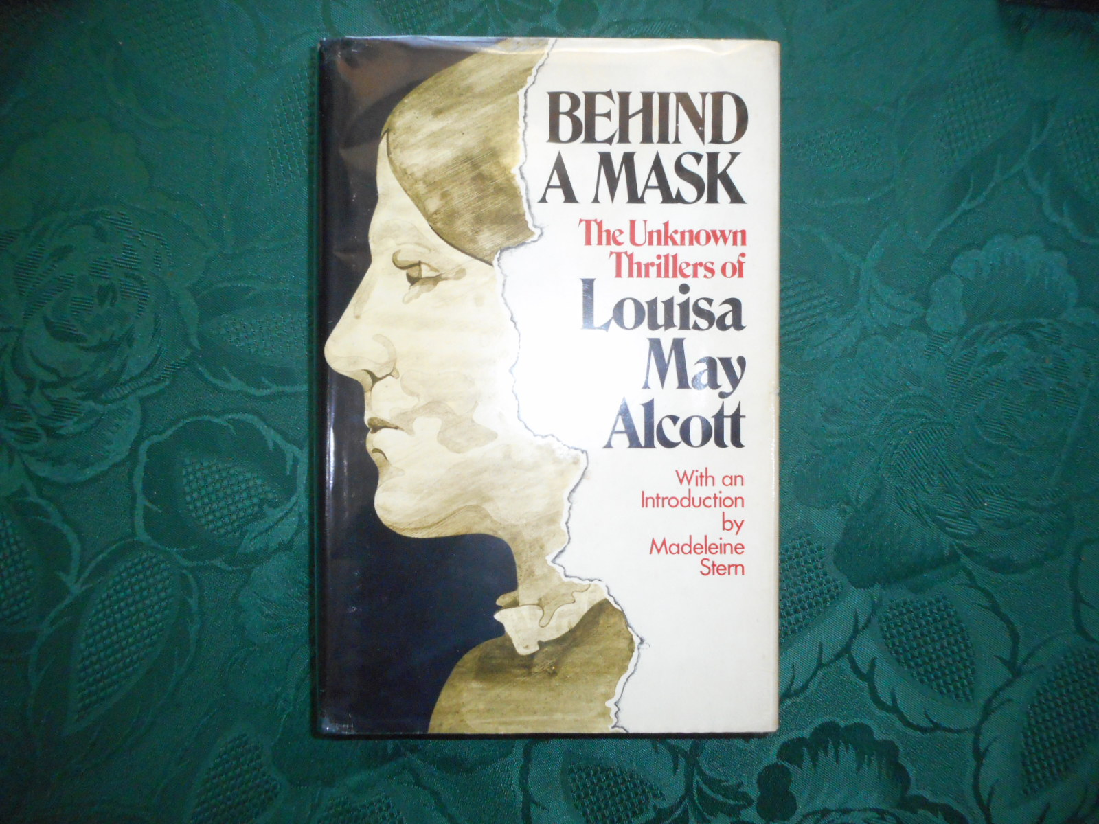 Image for BEHIND A MASK. The Unknown Thrillers of Louisa May Alcott