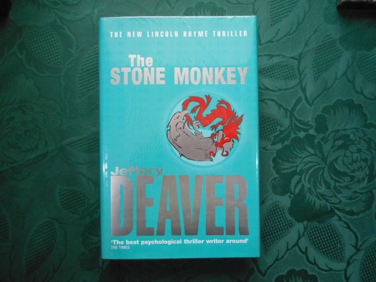Image for The Stone Monkey (SIGNED COPY)