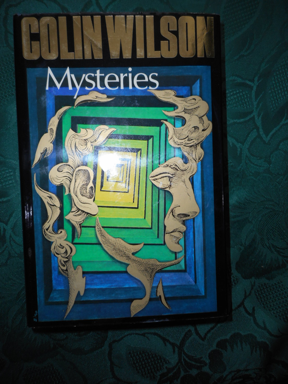 Image for Mysteries. An Investigation into the Occult, the Paranormal and the Supernatural.