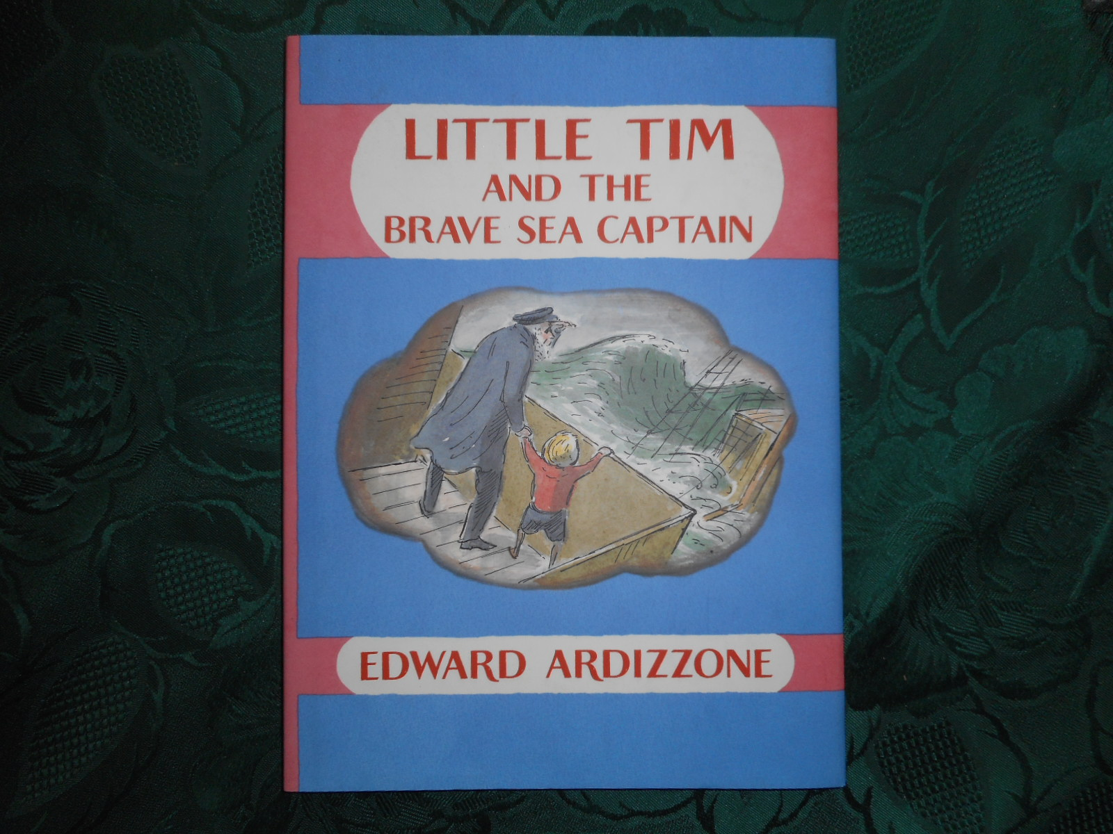 Image for Little Tim and the Brave Sea Captain