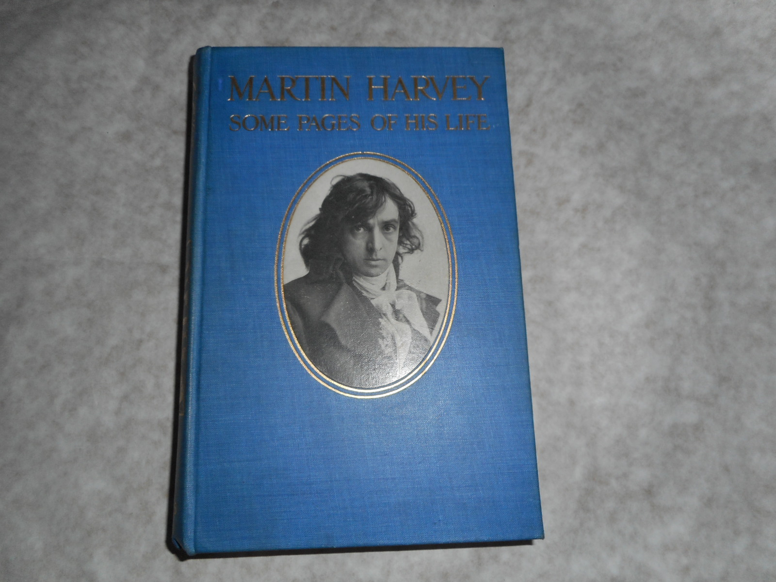 Image for Martin Harvey . Some Pages of His Life