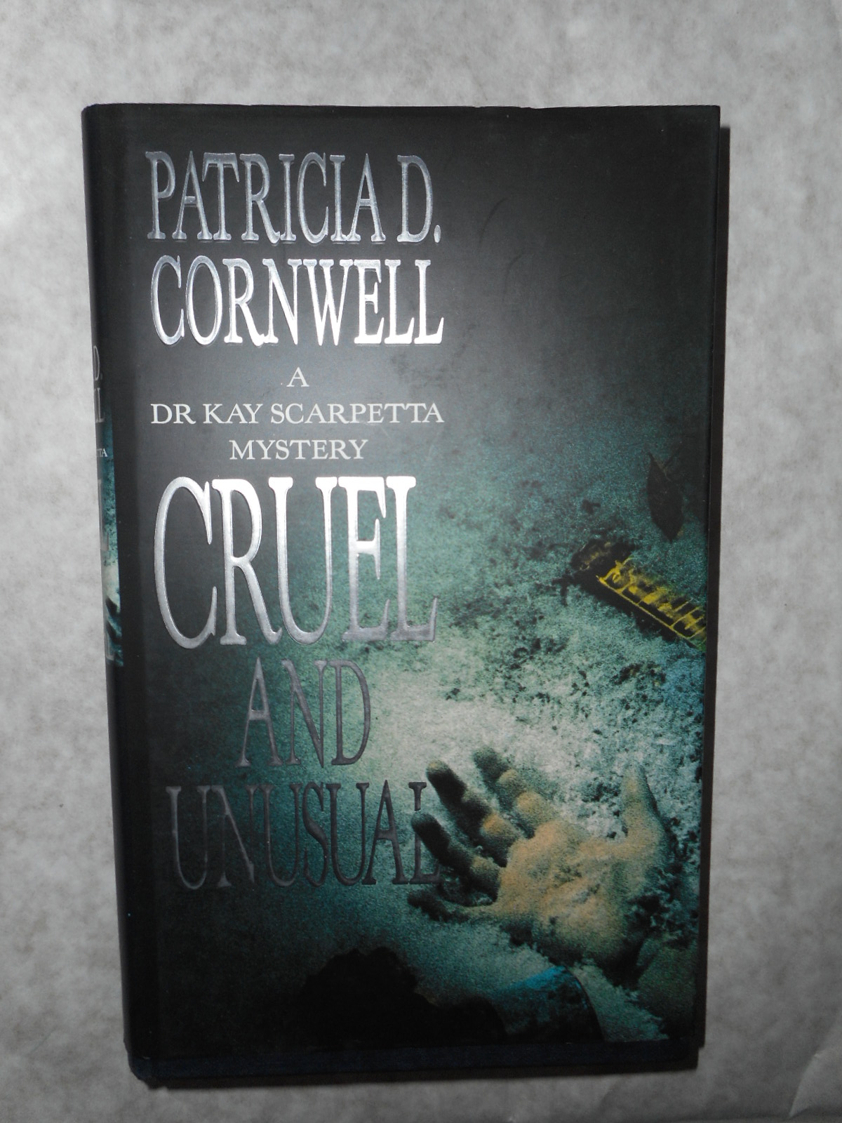 Image for Cruel and Unusual (SIGNED Copy)