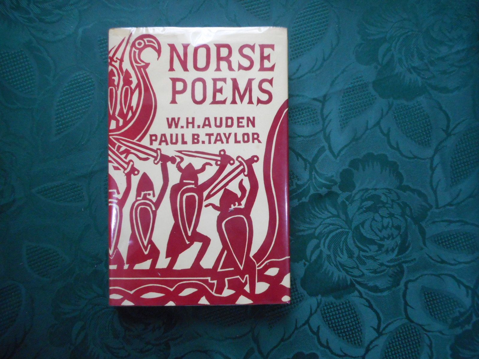 Image for Norse Poems