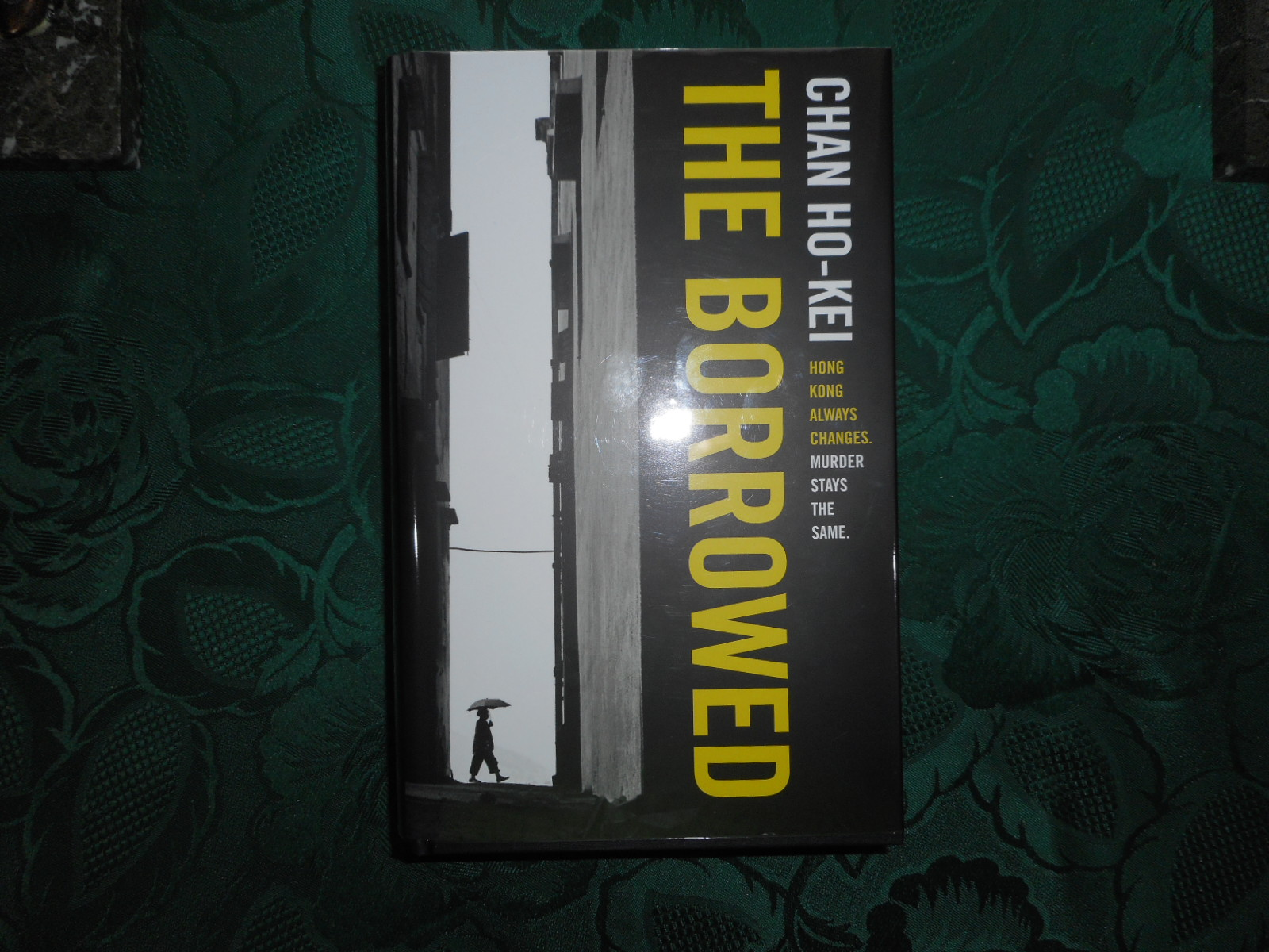 Image for The Borrowed (SIGNED LIMITED 1st UK)