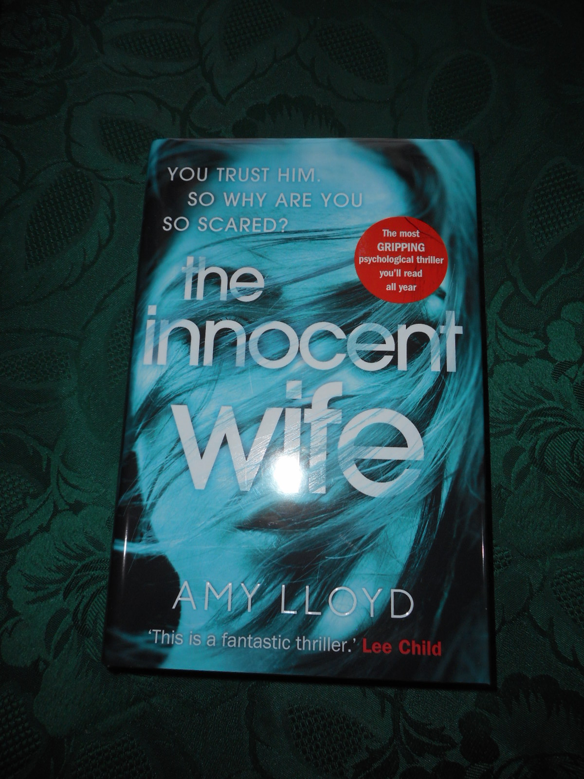 Image for The Innocent Wife  (SIGNED LIMITED Edition)