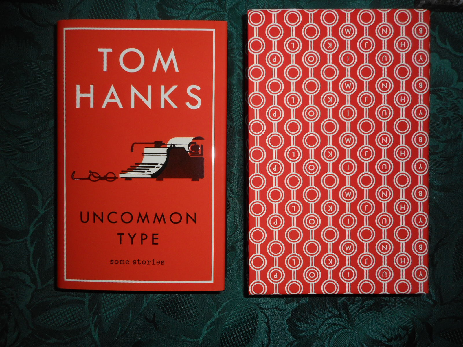 Image for Uncommon Type. Some Stories  (Exclusive SIGNED LIMITED Edition in Slipcase)
