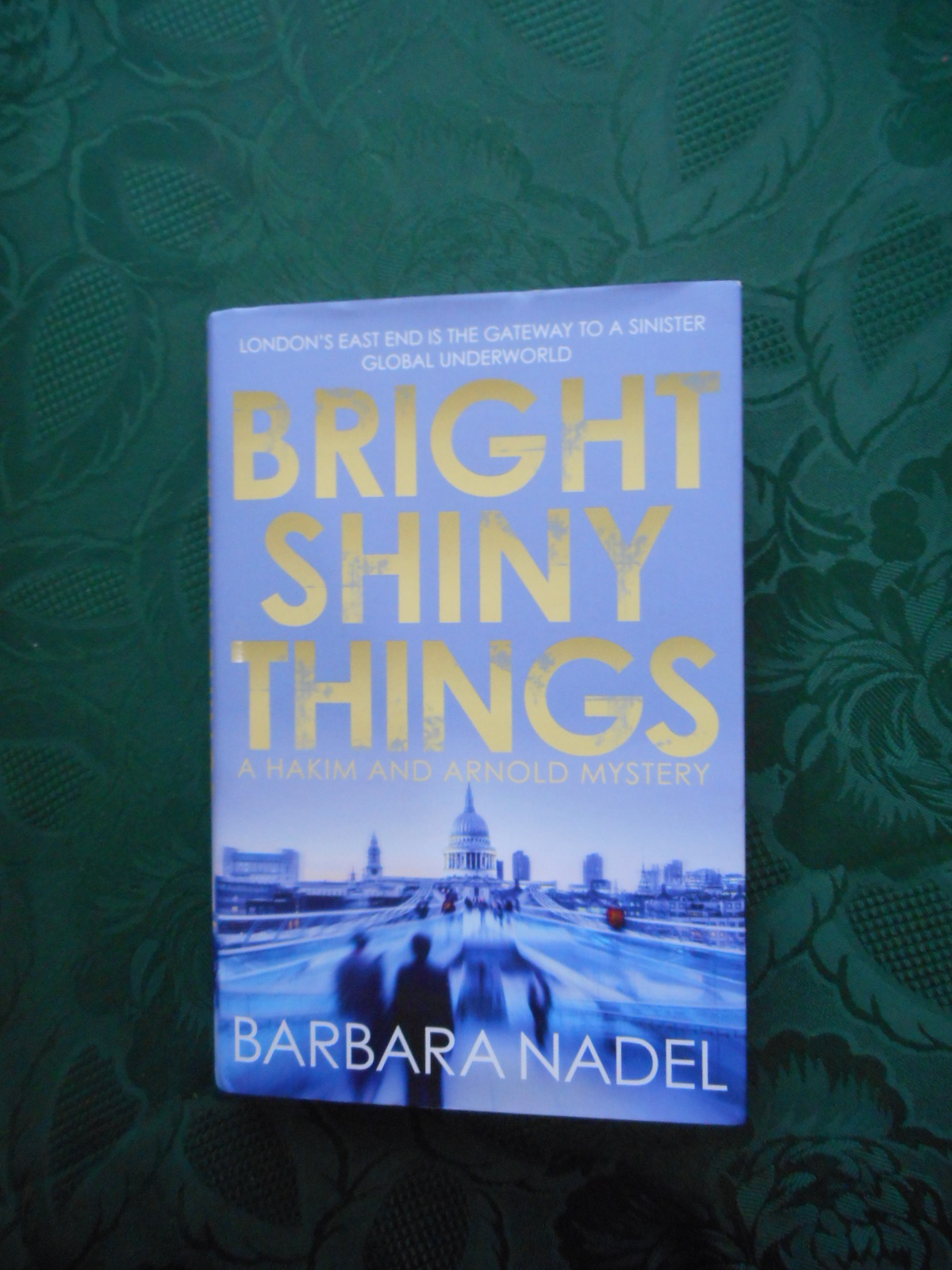 Image for Bright Shiny Things   A Hakim and Arnold Mystery