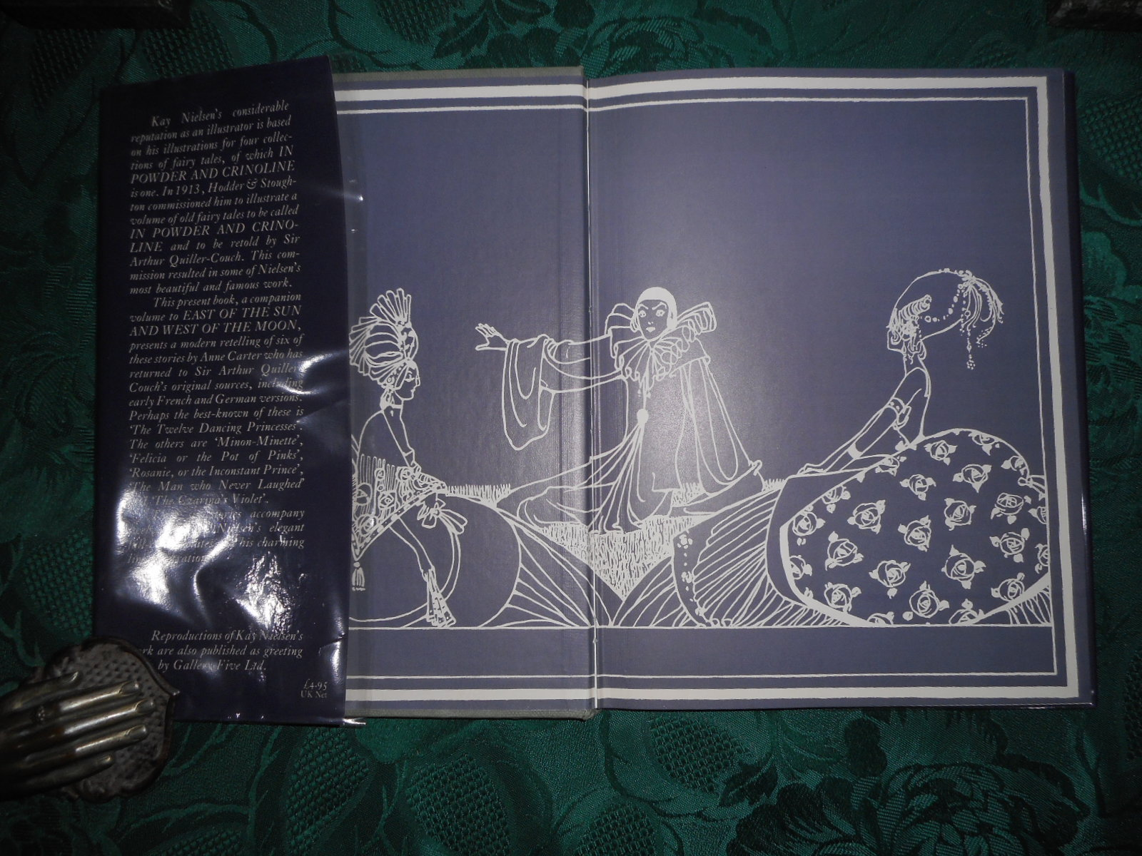 Image for In Powder and Crinoline Old Fairy Tales Retold by Anne Carter