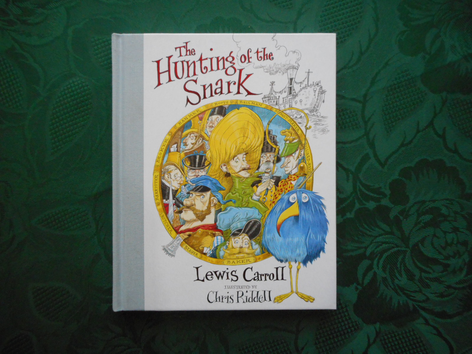 Image for The Hunting of the Snark (SIGNED copy)