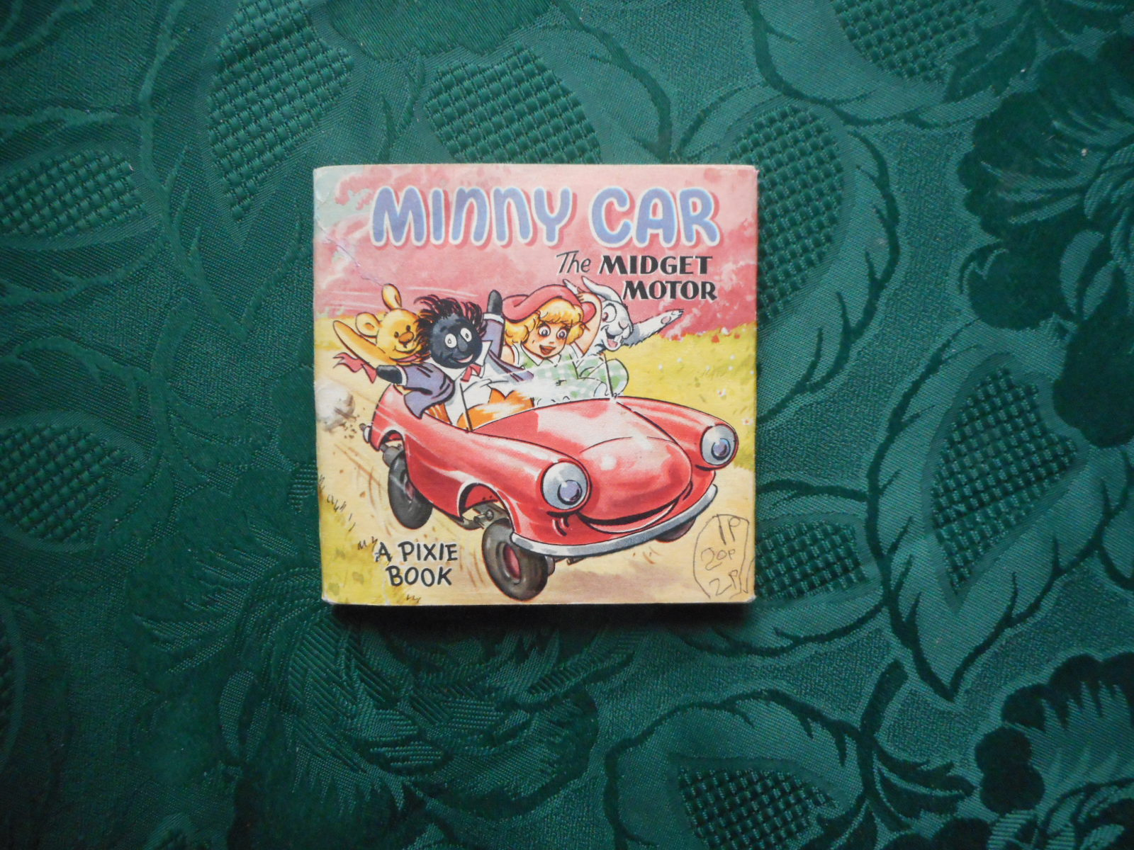 Image for Minny Car. The Midget Motor