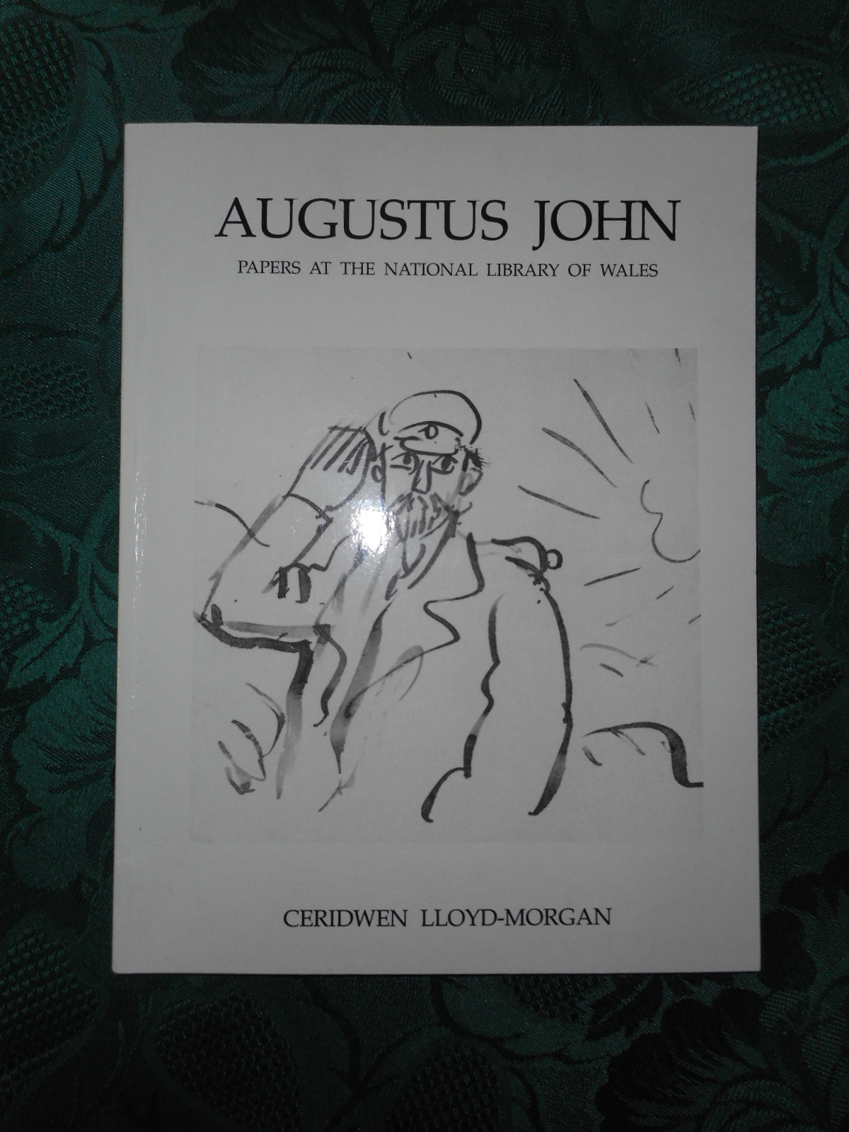 Image for Augustus John Papers At the National Library of Wales (Signed Copy)