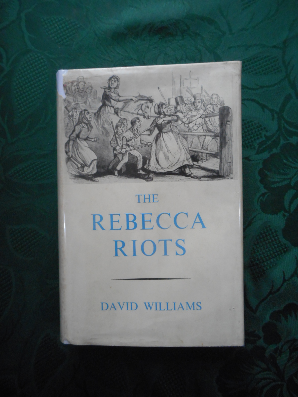 Image for The Rebecca Riots. A Study in Agrarian Discontent.