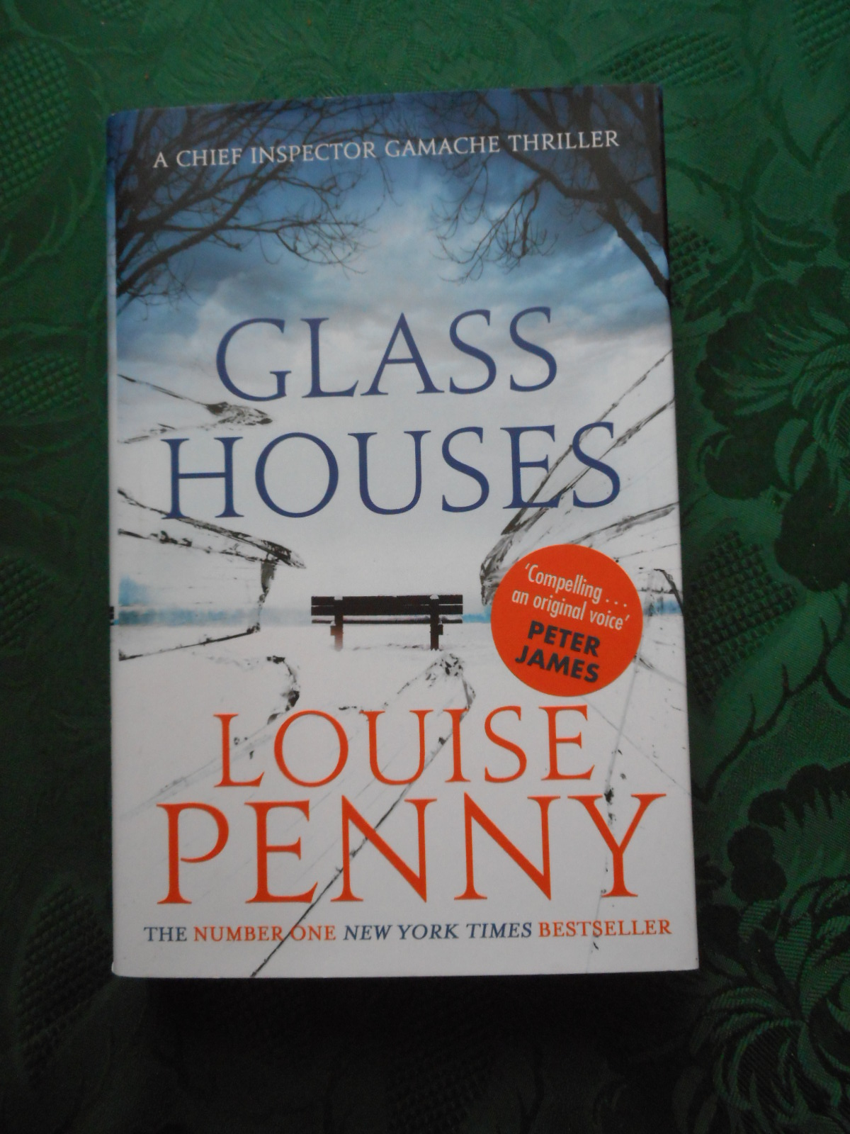 Image for Glass Houses A Chief Inspector Gamache Thriller
