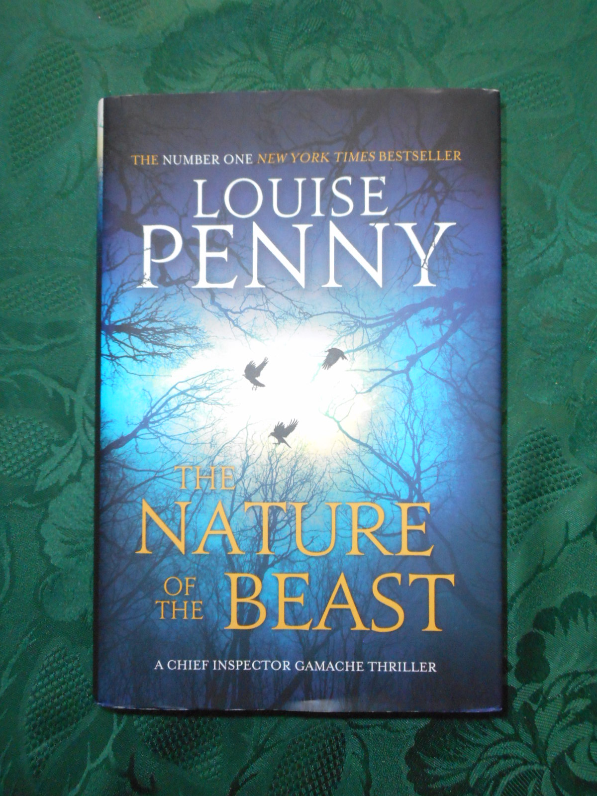 Image for The Nature of the Beast A Chief Inspector Gamache Thriller