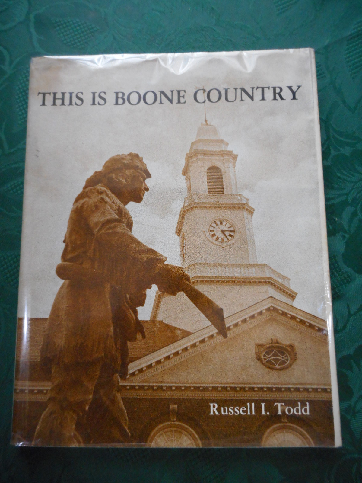 Image for This is Boone Country (SIGNED copy)