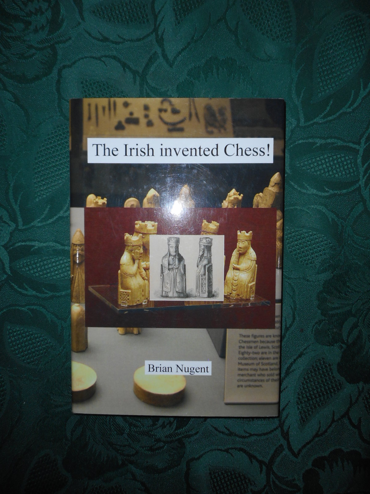 Image for The Irish Invented Chess!