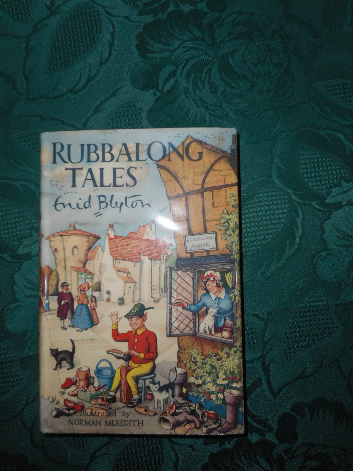 Image for Rubbalong Tales