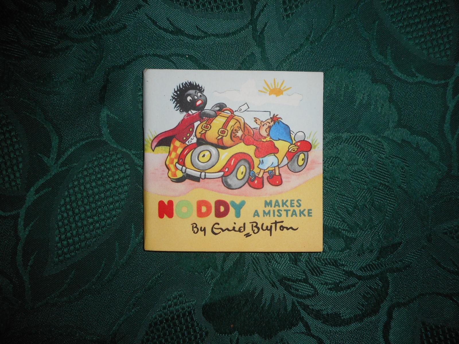 Image for Noddy Makes a Mistake (No. 3 from 'Noddy's Garage of Books').