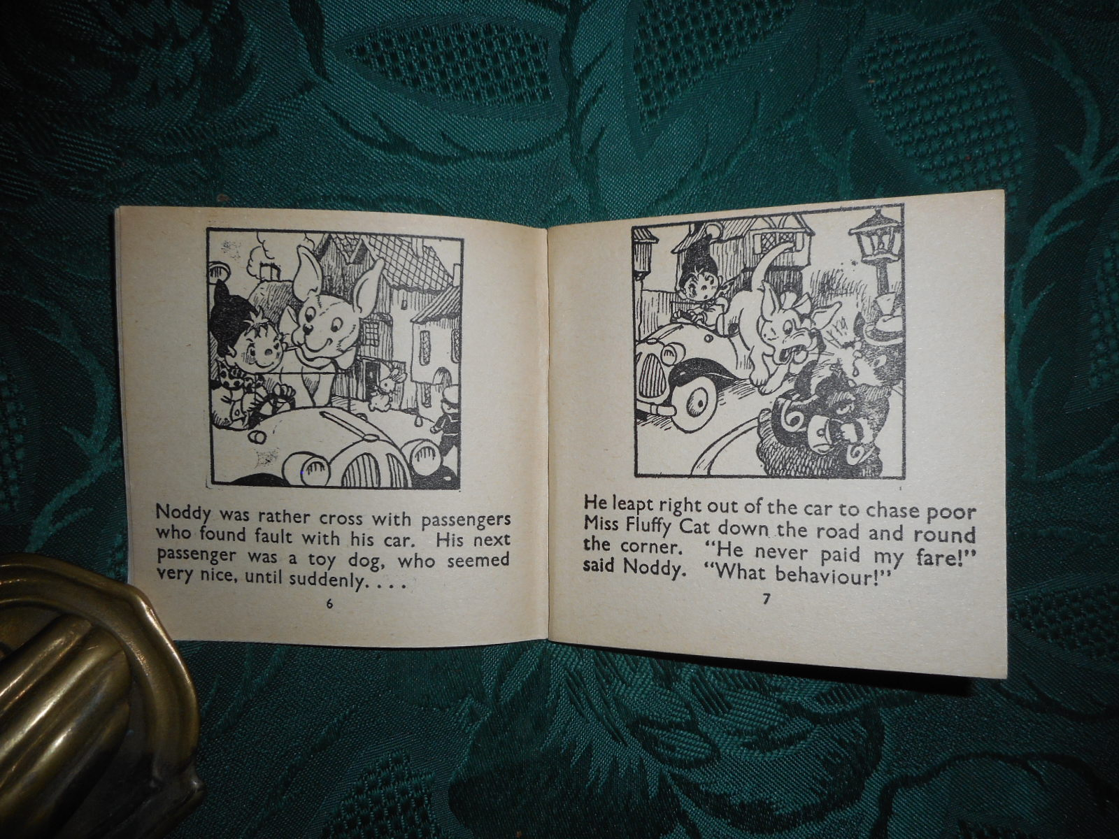 Image for Noddy and the Naughty Toys (No. 2 from 'Noddy's Garage of Books').