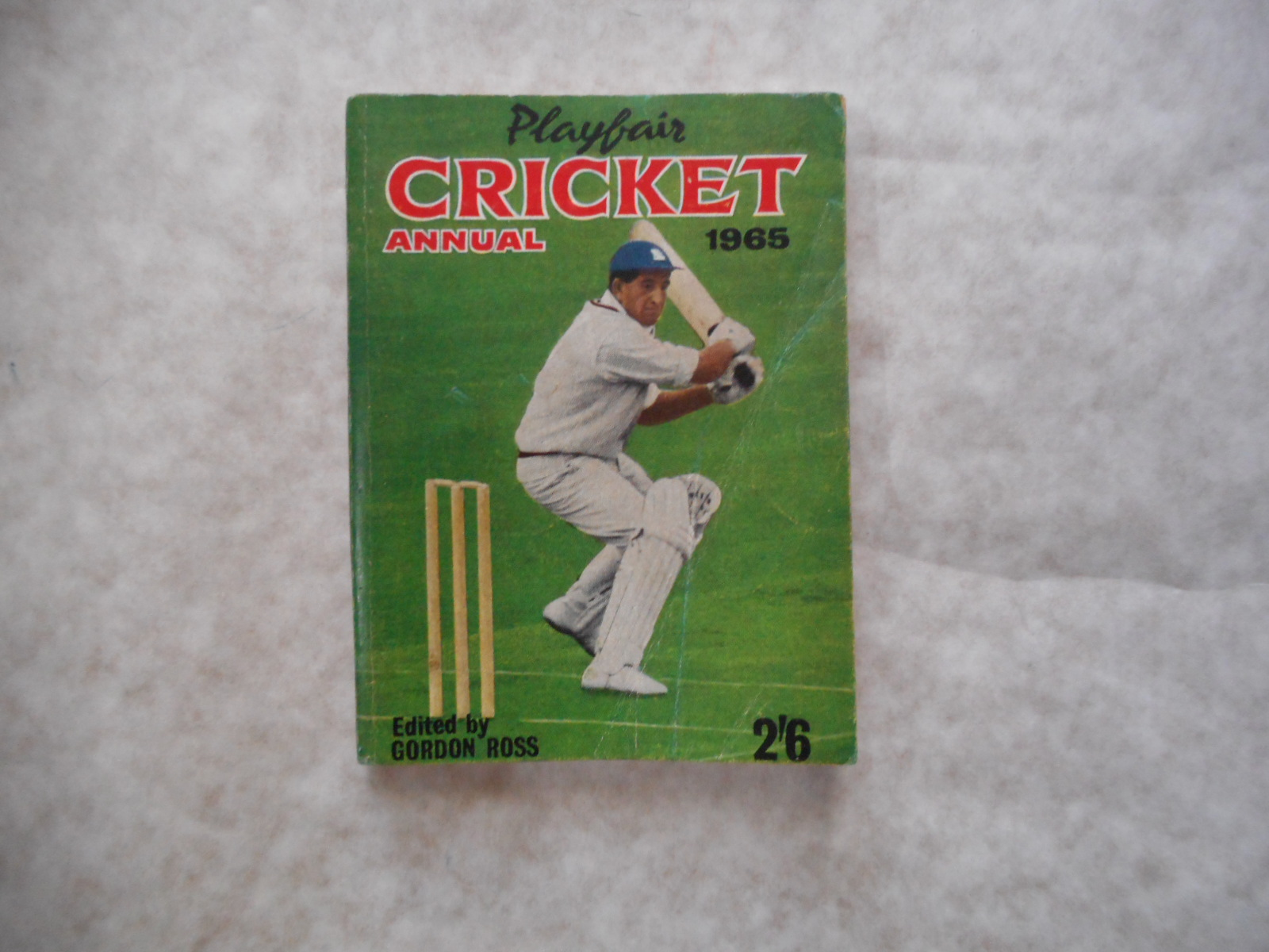 Image for Playfair Cricket Annual 1965