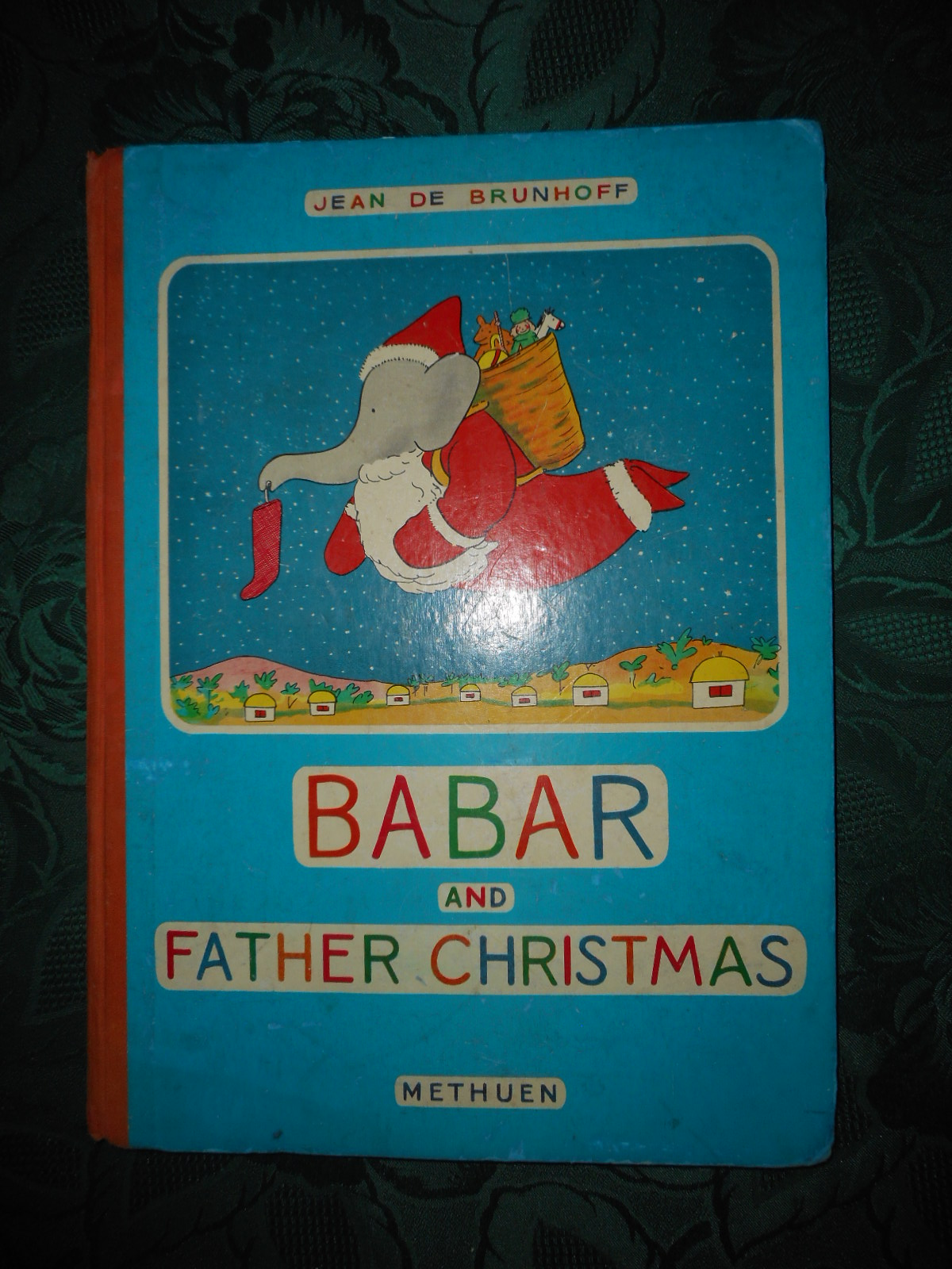 Barbar and Father Christmas