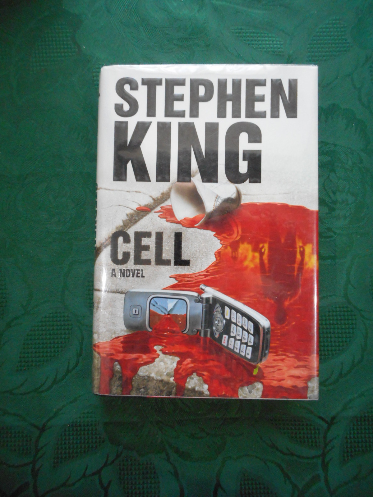 Image for Cell (SIGNED COPY)
