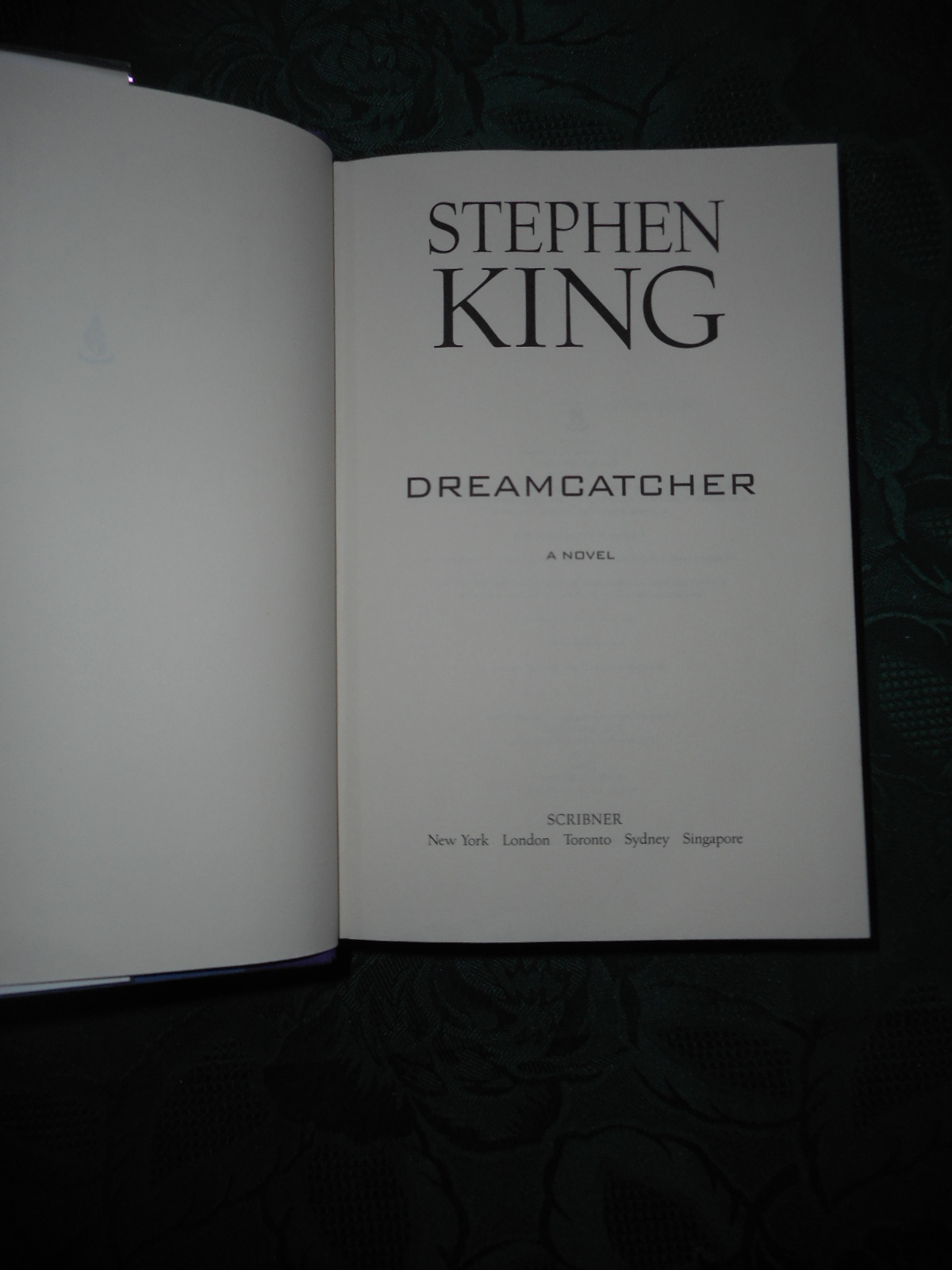 Image for Dreamcatcher (SIGNED COPY)