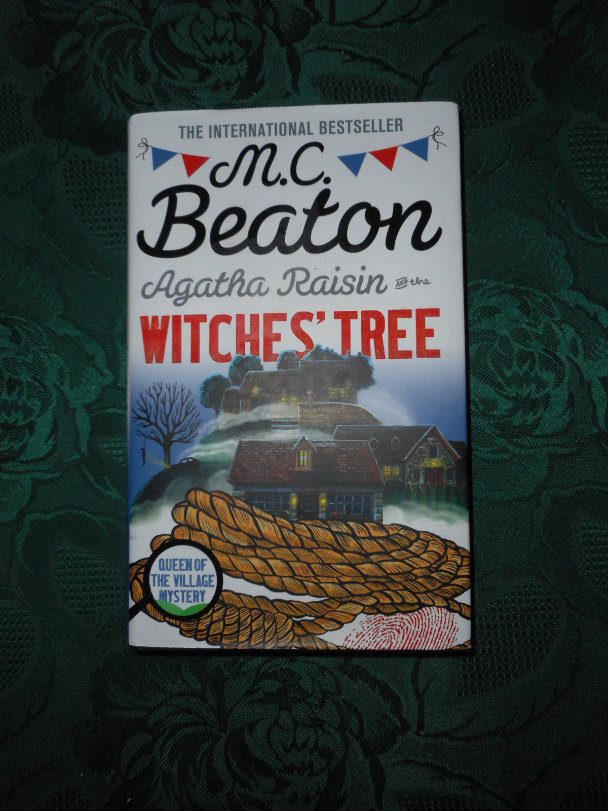 Image for Agatha Raisin and the Witches' Tree