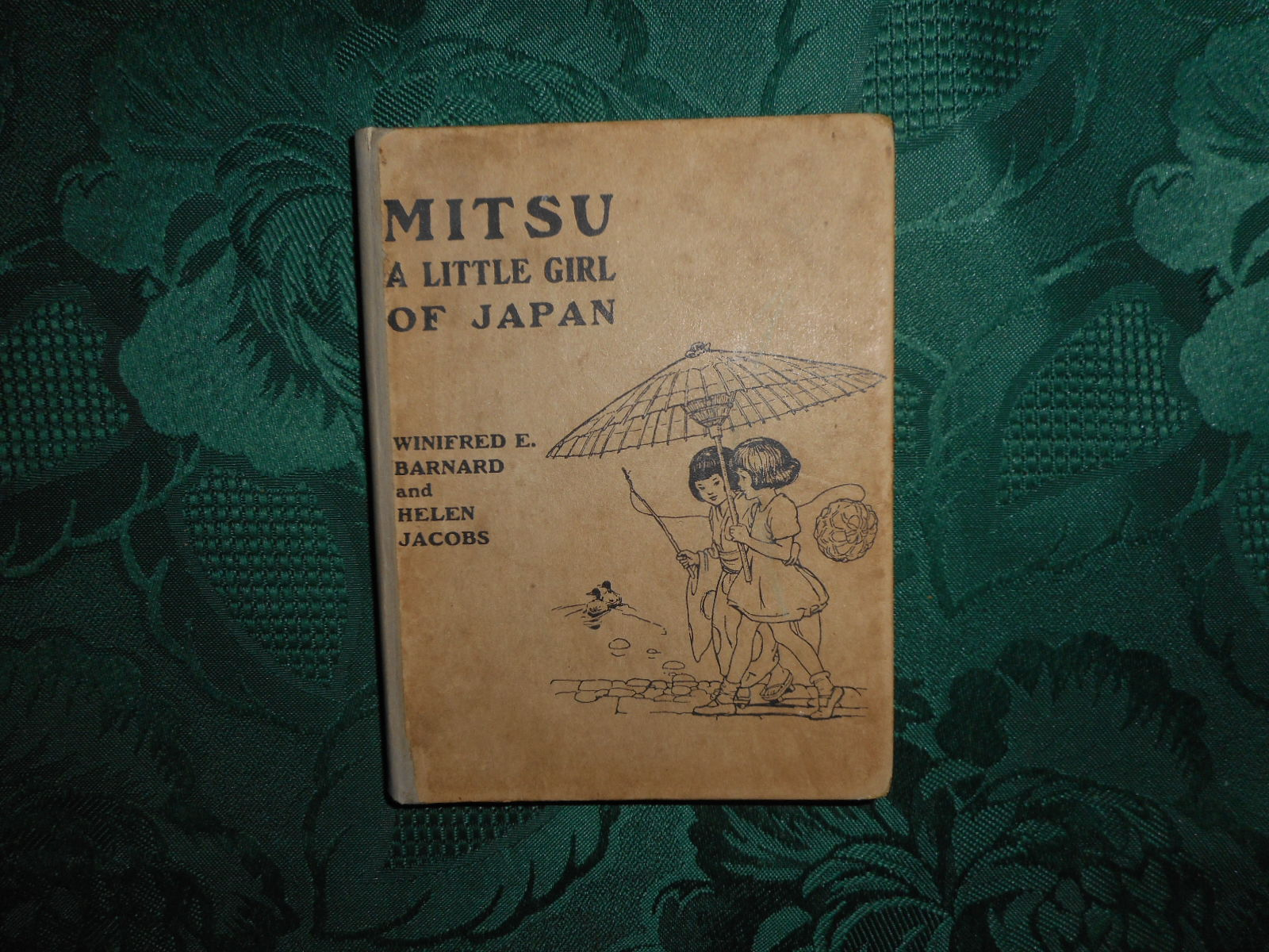 Mitsu. A Little Girl of Japan.