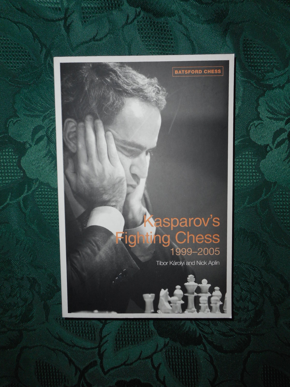 Image for Kasparov's Fighting Chess 1999-2005