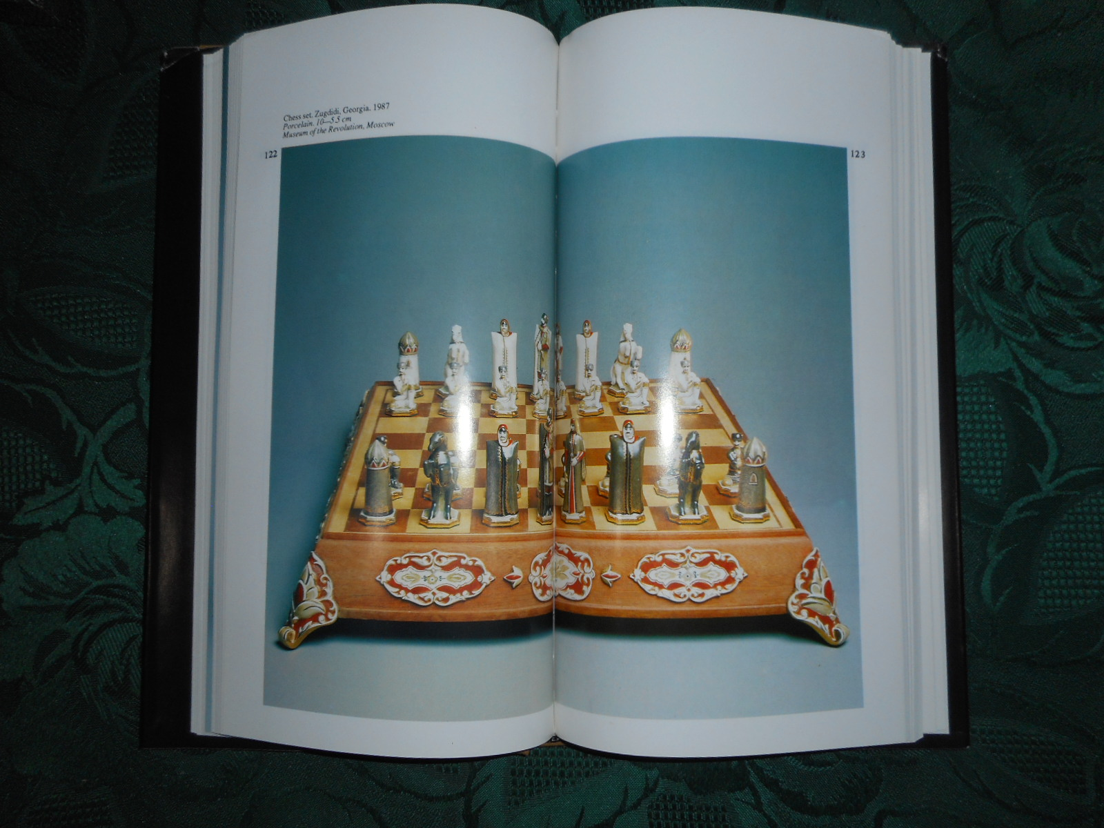 Image for The Art of Chess Pieces