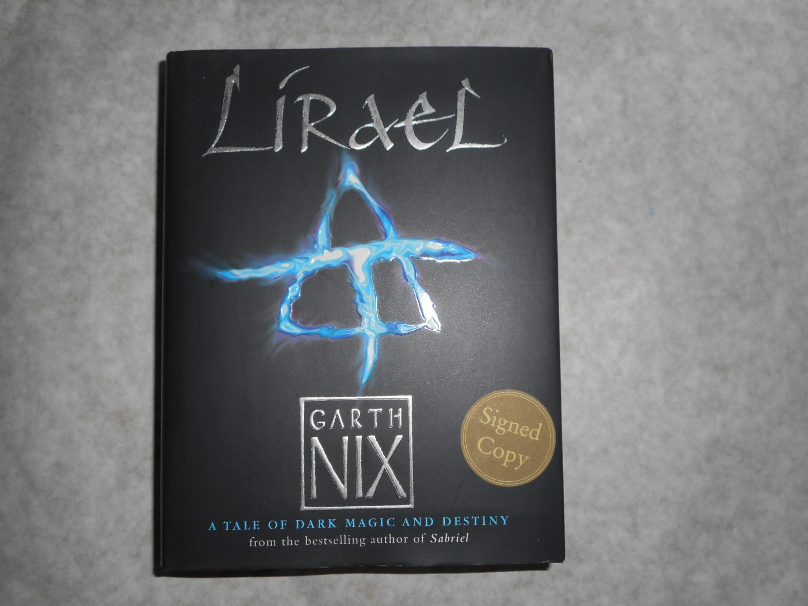 Image for Lirael (SIGNED 1st UK Edition Copy)