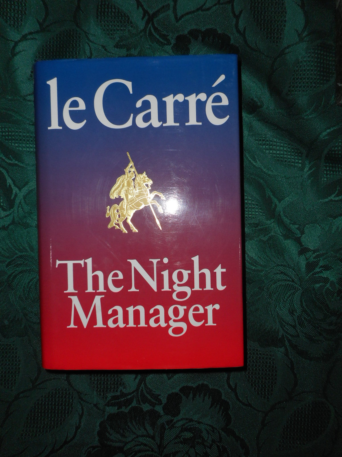 Image for The Night Manager (SIGNED copy)