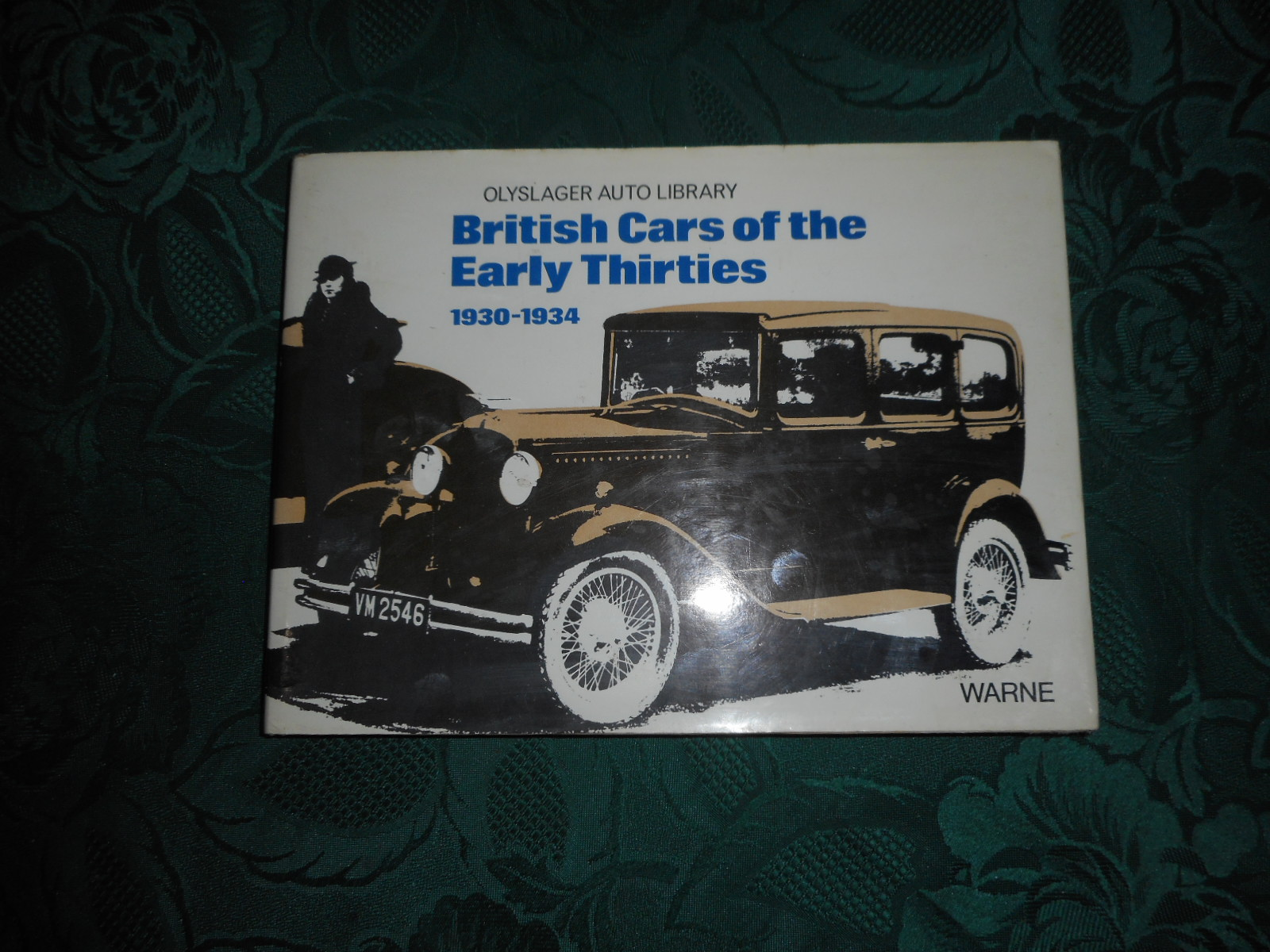 Image for British Cars of the Early Thirties 1930-1934