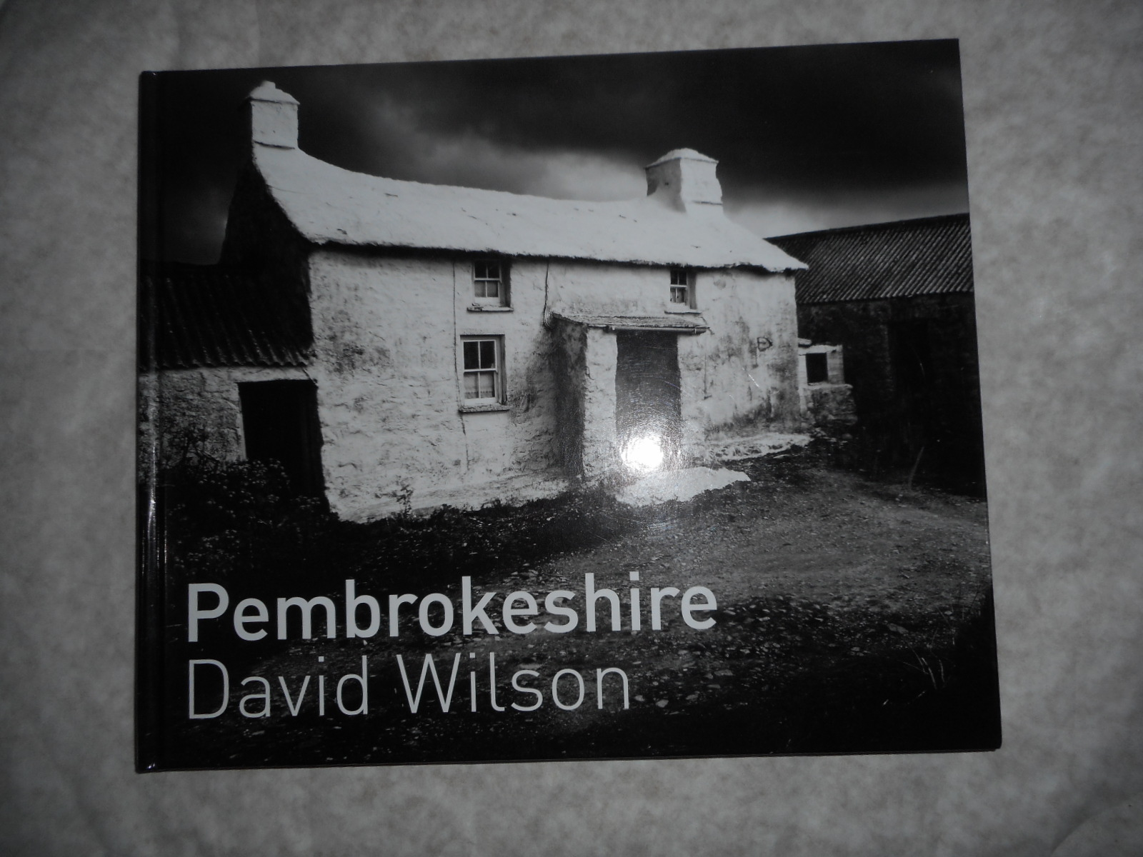 Image for Pembrokeshire (SIGNED Copy)  Photographs of Pembrokeshire