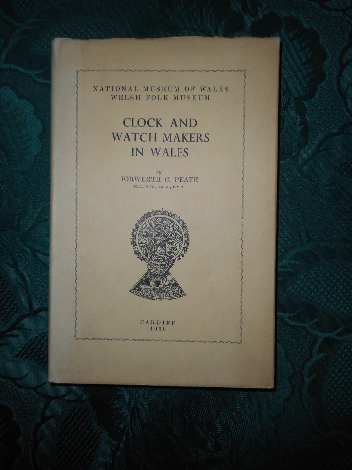 Image for Clock and Watch Makers in Wales