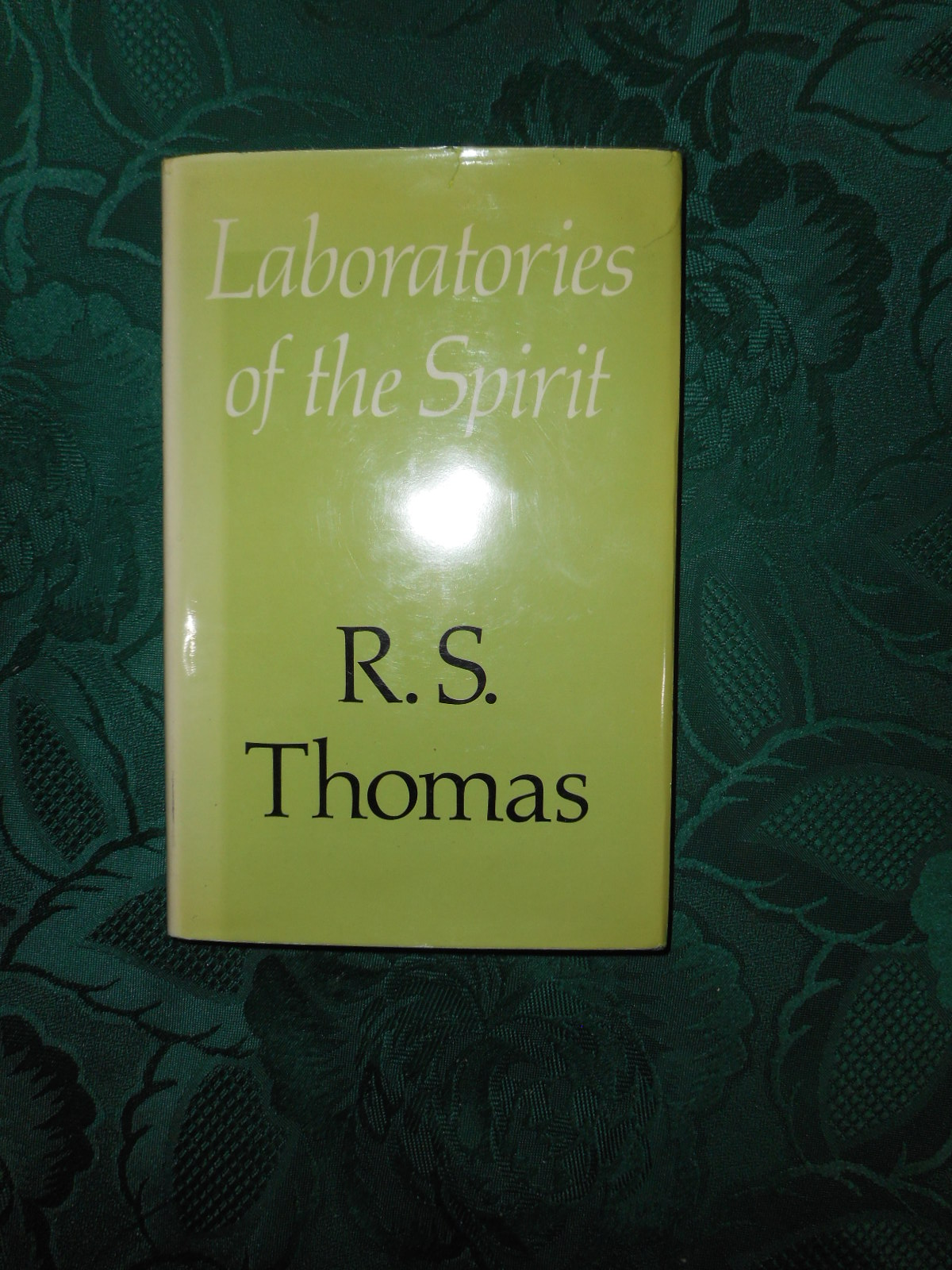 Image for Laboratories of the Spirit