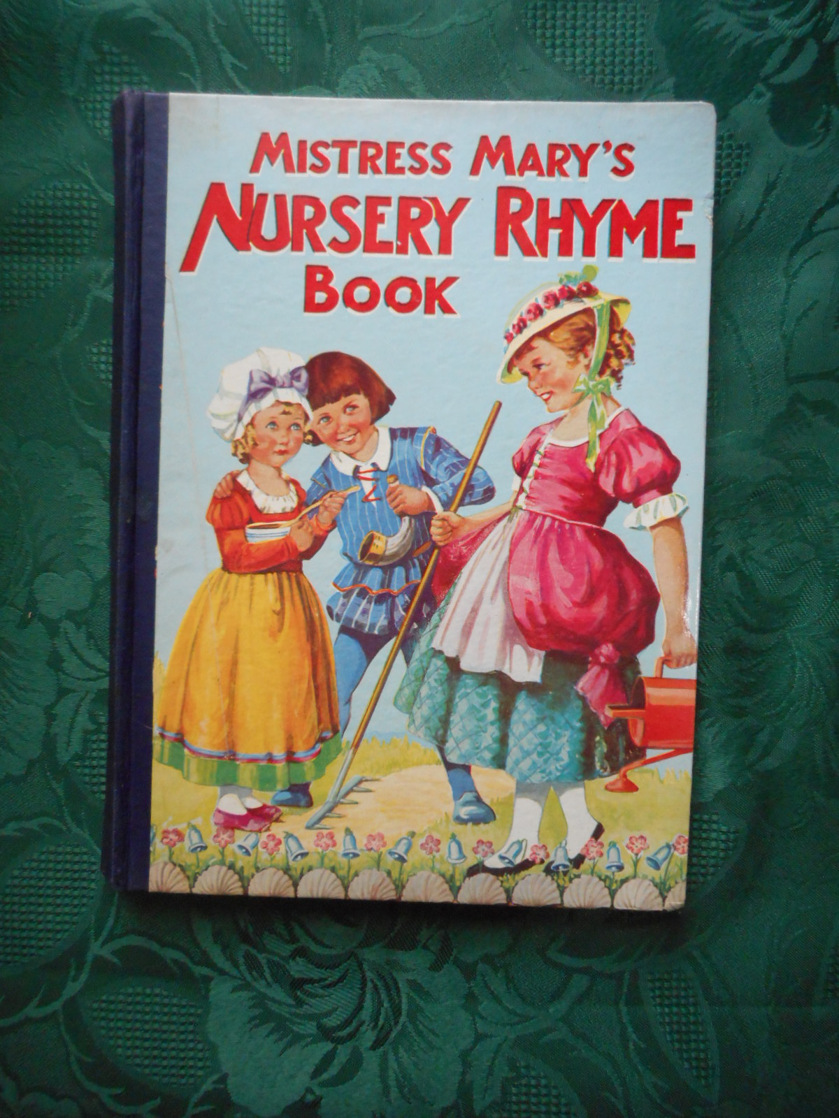 Image for Mistress Mary's Nursery Rhyme Book